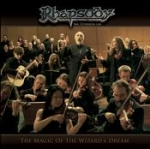 Rhapsody +.Christopher Lee - The Magic of the Wizards Dream Ltd