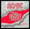 AC/DC Razors Edge (Woven Patch)