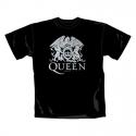 Queen - Silver Crest (T-Shirt)