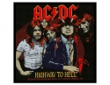 AC/DC - Highway To Hell (Woven Patch)