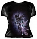 Alchemy Gothic - Skyggen: The Dark Companion (Ladies T-Shirt)