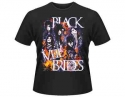 Black Veil Brides - Set On Fire (Ladies Fitted T-Shirt)