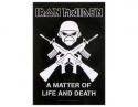 Iron Maiden- Crossed Guns