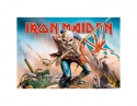 Iron Maiden- Trooper Textile Poster