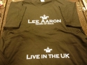 Lee Aaron Live In The UK Rockingham Fest  (T-Shirt)