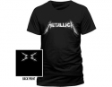 Metallica - Classic Logo (Ladies Fitted T-Shirt)