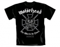 Motorhead - Iron Cross (T-Shirt)