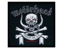 Motorhead - March Or Die (Woven Patch)