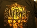 Slipknot - Pentagram Yellow (T-Shiurt)