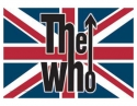 The  Who- Union Jack Textile Poster