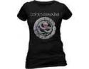 Whitesnake - Classic Logo (Ladies Fitted T-Shirt)