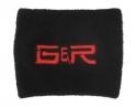 Guns N Roses - GNR Logo (Sweatband)