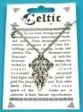 Celtic Symbol - Metal Diamond Celtic Symbol (Pendent)
