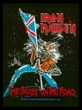 Iron Maiden - Beast On The Road (Woven Patch)