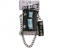 Sex Pistols - God Save The Queen (Leather Key Chain Wallet)
