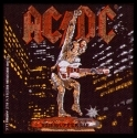 AC/DC - Stiff Upper Lip (Woven Patch)