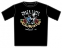 Guns N Roses - Here Today Gone To Hell (T-Shirt)