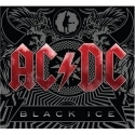 AC/DC - Black Ice (Red Logo Album Cover T-Shirt)