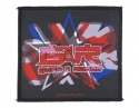 Guns N Roses - Union Jack Logo (Woven Patch)