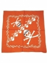 Bandanna - Skull Design (Red)