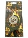 Pentagram - Star In Circle (Pendent)