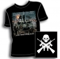 Iron Maiden - A Matter Of Life And Death (T-Shirt)