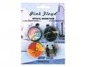 Pink Floyd - Badge Pack (4 Assorted Badges)