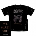 AC/DC - For Those About To Rock (T-Shirt)