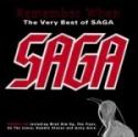 Saga - Remember When - Best Of Saga (2CD)