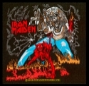 Iron Maiden - Number Of The Beast (Woven Patch)