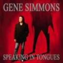Gene Simmons (Kiss) - Speaking In Tongues (CD)