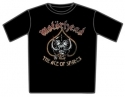 Motorhead - Ace Distressed (Blue T-Shirt)