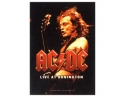 AC/DC Live At Donington Textile Poster