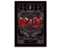 AC/DC- Black Ice Textile Poster