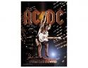 AC/DC- Stiff Upper Lip Textile Poster