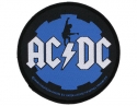 AC/DC - Angus Cog (Woven Patch)