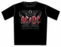 AC/DC - Black Ice (Ladies Fitted T-Shirt)