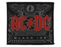 AC/DC - Black Ice (Woven Patch)