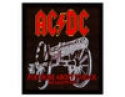 AC/DC - Cannon (Woven Patch)