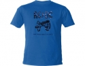 AC/DC - For Those About To (Blue T-Shirt)