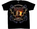 AC/DC - Hells Bells Shield  (T-Shirt)