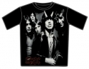 AC/DC - Highway Group (T-Shirt)