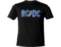 AC/DC - Logo Stars (T-Shirt)