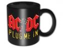 AC/DC - Plug Me In (Mug)