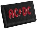 AC/DC - Red Logo (Velcro Wallet)