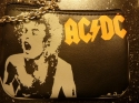 AC/DC - Red Logo Jailbreak (Ladies Purse)