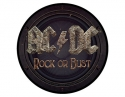 AC/DC - Rock Or Bust (Woven Patch)