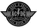 AC/DC - Rock Will Never Die (Woven Patch)