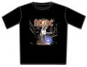 AC/DC - Stiff Statue Logo/Euro Tour (T-Shirt)