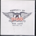 Aerosmith - Property Of (Greeting Card)